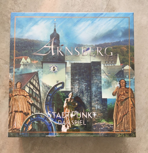 Stadtpunkt-Spiel Arnsberg