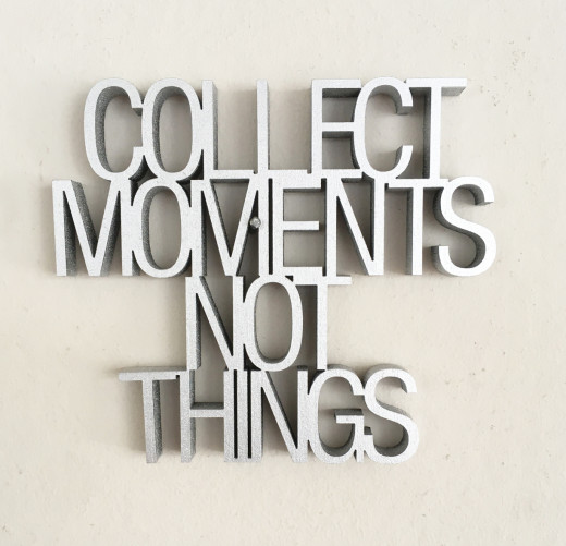 COLLECT MOMENTS....  Silber 10x9cm