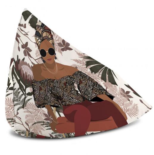 TERRA NOVA Sitzsack CARIBEAN BEAUTY I, 140 x 180cm