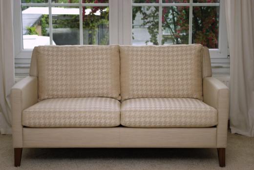 Graciosa Sofa BW-117-3000, Bezug ELEA / COCO