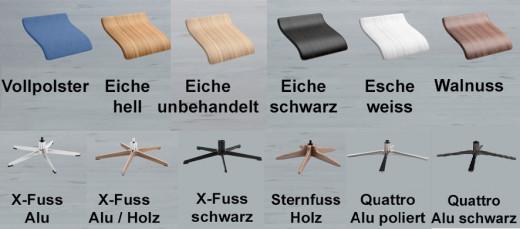 TIMEOUT / AIR Hocker - Konfigurator